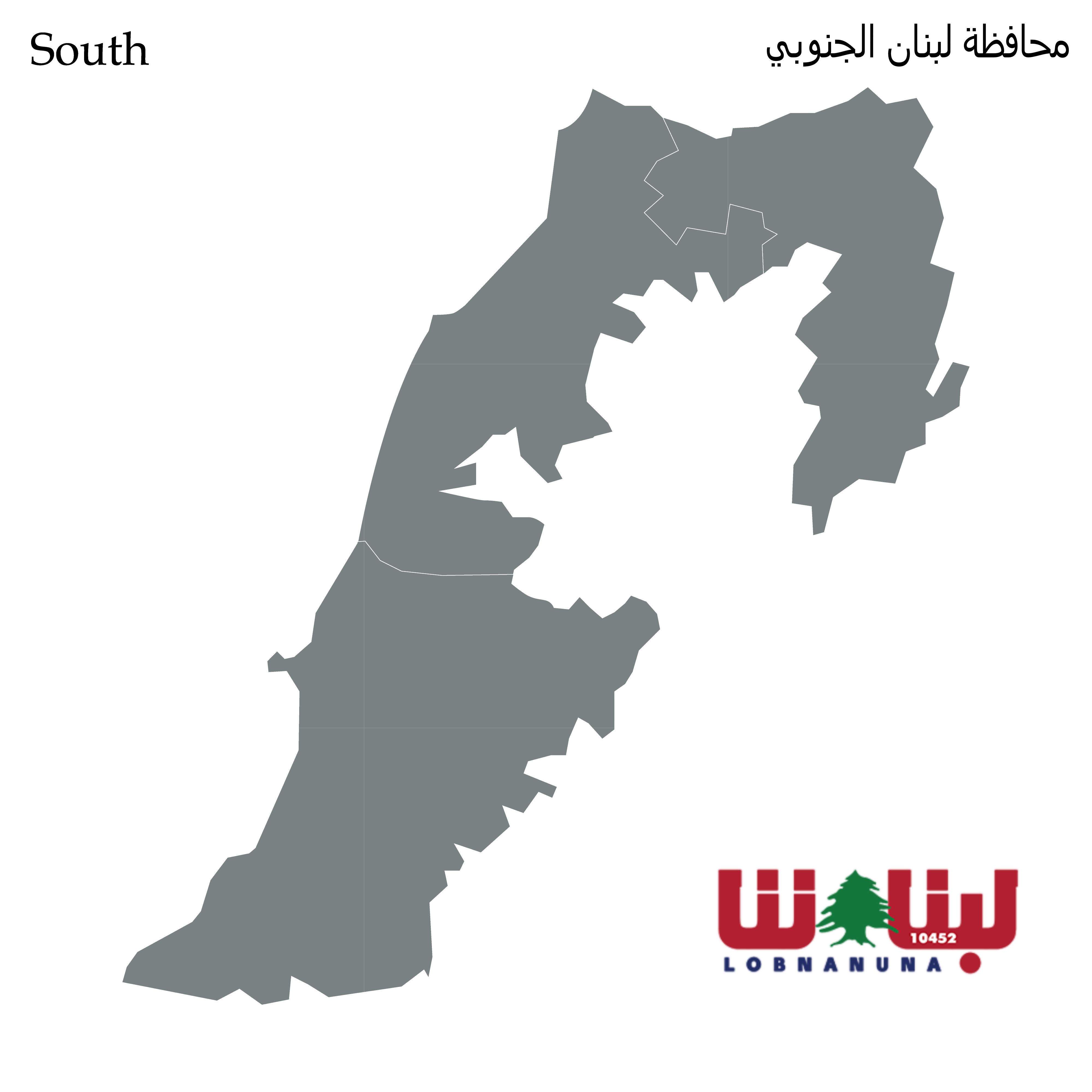 صورة  منمحافظة لبنان الجنوبي
